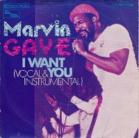 Cover Marvin Gaye - I Want You