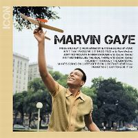 Cover Marvin Gaye - Icon