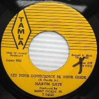 Cover Marvin Gaye - Let Your Conscience Be Your Guide