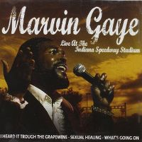 Cover Marvin Gaye - Live At The Indiana Speedway Stadium
