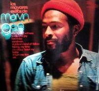 Cover Marvin Gaye - Los mayores éxitos de Marvin Gaye
