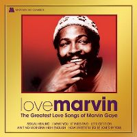 Cover Marvin Gaye - Love Marvin - The Greatest Love Songs Of Marvin Gaye