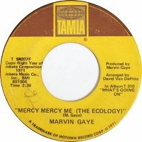 Cover Marvin Gaye - Mercy Mercy Me (The Ecology)