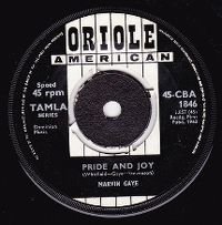 Cover Marvin Gaye - Pride And Joy
