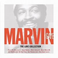 Cover Marvin Gaye - The Love Collection