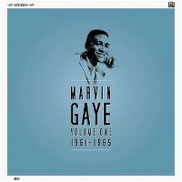 Cover Marvin Gaye - Volume One 1961-1965