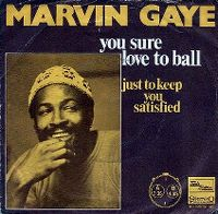Cover Marvin Gaye - You Sure Love To Ball