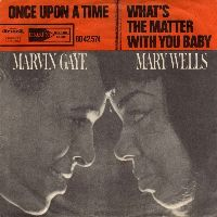 Cover Marvin Gaye & Mary Wells - Once Upon A Time