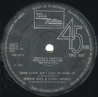 Cover Marvin Gaye & Tammi Terrell - Good Lovin' Ain't Easy To Come By
