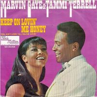 Cover Marvin Gaye & Tammi Terrell - Keep On Lovin' Me Honey