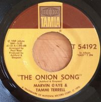 Cover Marvin Gaye & Tammi Terrell - The Onion Song