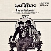 Cover Marvin Hamlisch - The Entertainer