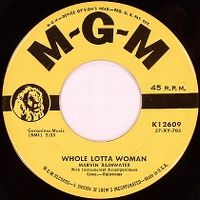 Cover Marvin Rainwater - Whole Lotta Woman