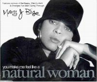 Cover Mary J Blige - (You Make Me Feel Like A) Natural Woman