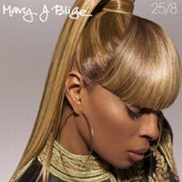 Cover Mary J Blige - 25/8