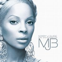 Cover Mary J Blige - The Breakthrough