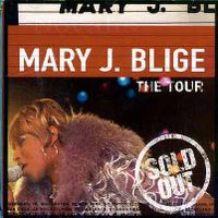 Cover Mary J Blige - The Tour