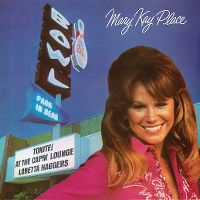 Cover Mary Kay Place - Tonite! At The Capri Lounge Loretta Haggers