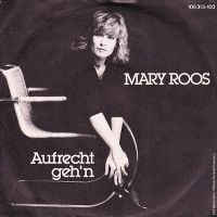Cover Mary Roos - Aufrecht geh'n
