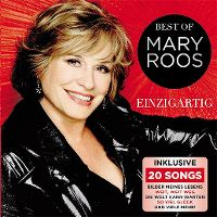 Cover Mary Roos - Einzigartig - Best Of Mary Roos