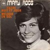 Cover Mary Roos - Entre nuit et jour