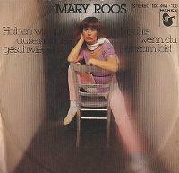 Cover Mary Roos - Haben wir uns auseinander geschwiegen