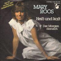 Cover Mary Roos - Heiß und kalt