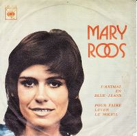 Cover Mary Roos - L'animal en blue-jeans