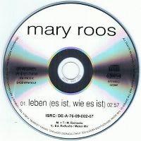 Cover Mary Roos - Leben (es ist, wie es ist)