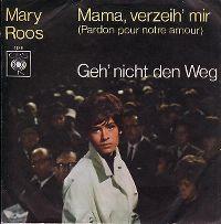 Cover Mary Roos - Mama, verzeih' mir