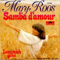 Cover Mary Roos - Samba d'amour