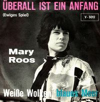 Cover Mary Roos - Überall ist ein Anfang (Ewiges Spiel)