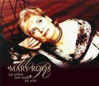 Cover Mary Roos - Zu schön, um wahr zu sein