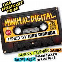 Cover Mas Ricardo - Minimal Digital