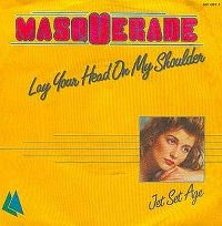 Cover Masquerade - Lay Your Head On My Shoulder
