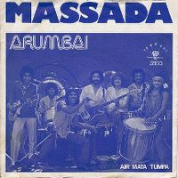 Cover Massada - Arumbai / Air Mata Tumpa