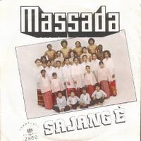 Cover Massada - Sajang é