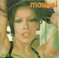 Cover Massiel - Lady veneno