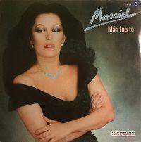 Cover Massiel - Más fuerte