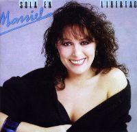 Cover Massiel - Sola en libertad