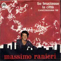 Cover Massimo Ranieri - Se bruciasse la città