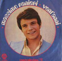 Cover Massimo Ranieri - Vent'anni