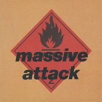 Cover Massive Attack - Blue Lines
