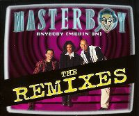 Cover Masterboy - Anybody (Movin' On)