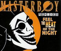 Cover Masterboy - Feel The Heat Of The Night