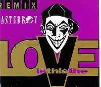 Cover Masterboy - Is This The Love