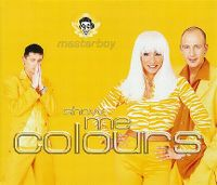 Cover Masterboy - Show Me Colours