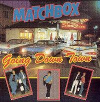 Cover Matchbox - Going Down Town