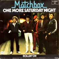 Cover Matchbox - One More Saturday Night
