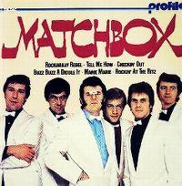 Cover Matchbox - Profile